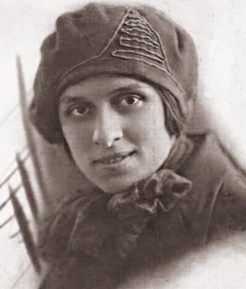 Берс Елизавета Михайловна